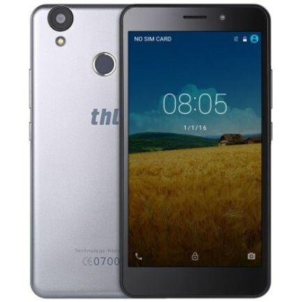 EU Raktár - THL T9 Pro 4G okostelefon - Ezüst