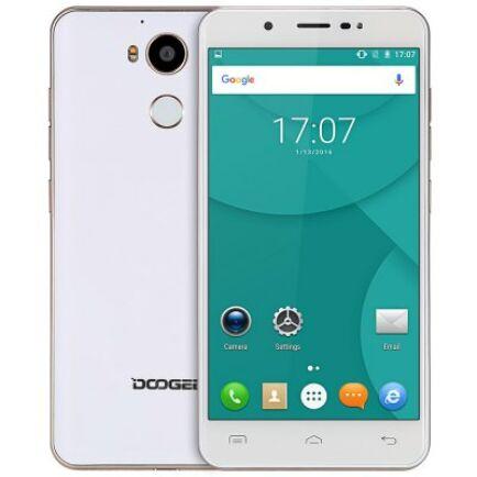 Doogee F7 4G okostelefon - Fehér