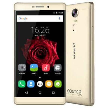 Vkworld T1 Plus 4G okostelefon - Arany