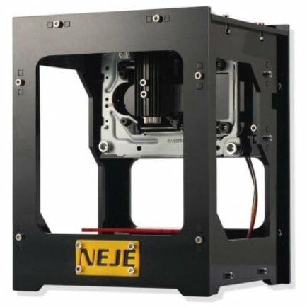 NEJE DK - BL1500mw lézer gravírozó (CN) - Fekete