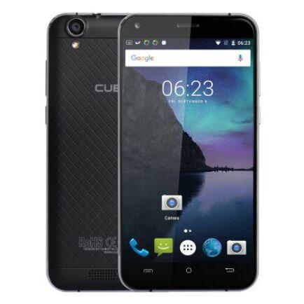Cubot Manito 4G okostelefon - Fekete