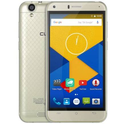 Cubot Manito 4G okostelefon - Arany