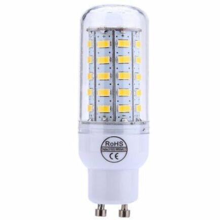 GU10 4.5W 400-450LM LED kukorica izzó - Meleg fehér