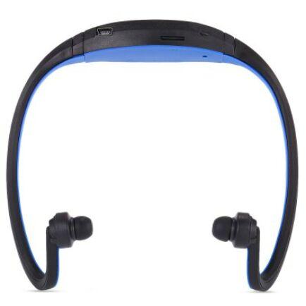 Hordozható sztereó MP3 lejátszó - Kék