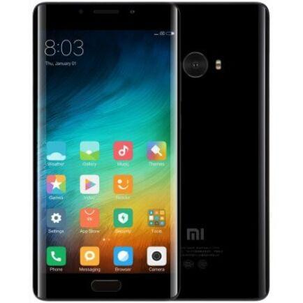 EU ECO Raktár - Xiaomi Mi Note 2 4G okostelefon (HK) - 128GB, Fekete