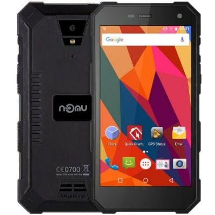 EU raktár - Nomu S10 4G okostelefon - Fekete