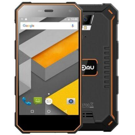 Nomu S10 4G okostelefon (HK) - Narancs