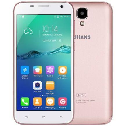 EU ECO Raktár - UHANS A101S 3G okostelefon - Pink