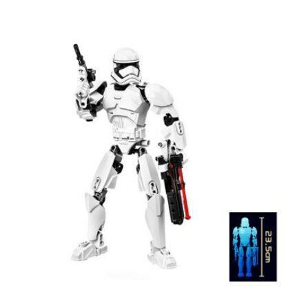 Star Wars 23.5 cm birodalmi rohamosztagos - Fehér