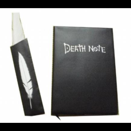 Death Note Cosplay Anime Manga Madár toll és tok