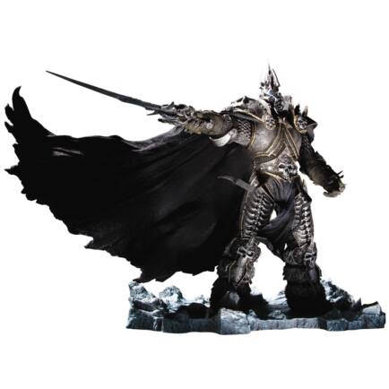 World of Warcraft - Arthas Menethil - The Lich King 17cm PVC akciófigura