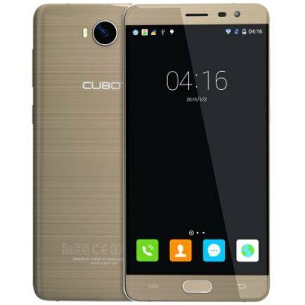 EU Raktár - Cubot CHEETAH 2 4G okostelefon - Arany