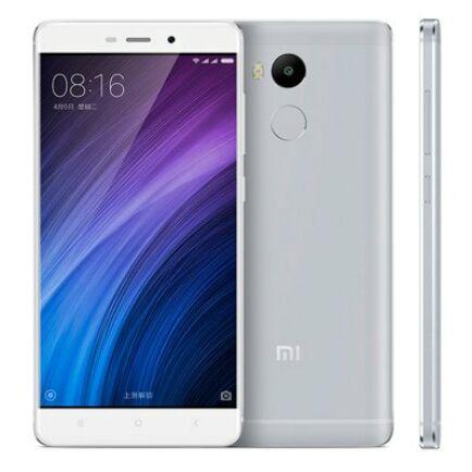 Xiaomi Redmi 4 4G okostelefon - Nemzetközi 3GB+32GB Ezüst