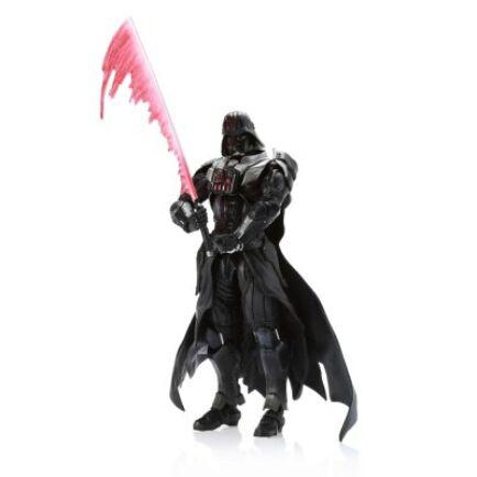 Star Wars 25cm Darth Vader figura - Fekete