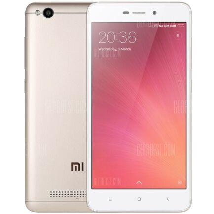 EU ECO Raktár - Xiaomi Redmi 4A 4G okostelefon (HK4) - Global verzió - EU csatlakozó - Arany