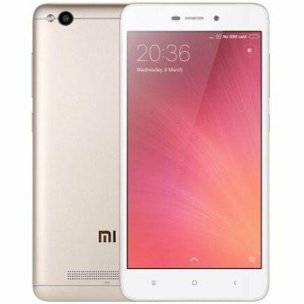 Xiaomi Redmi 4A 4G okostelefon (CN) - Arany - Nemzetközi verzió