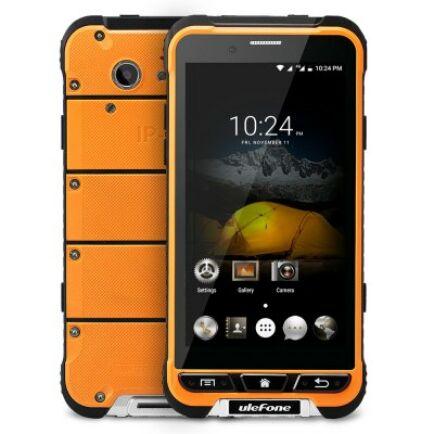Ulefone ARMOR 4G okostelefon - Narancs