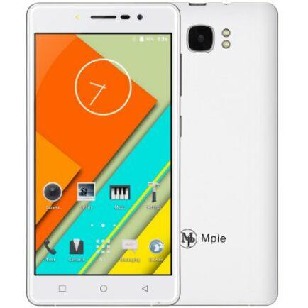 EU ECO Raktár - Mpie MG16 3G okostelefon - Fehér