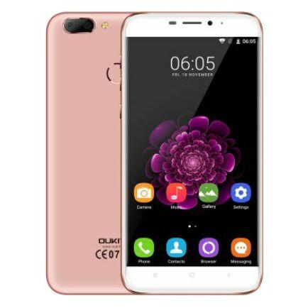 OUKITEL U20 Plus 4G okostelefon - Pink