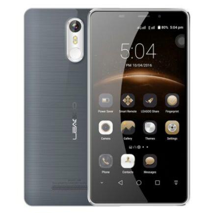 LEAGOO M8 3G okostelefon - Titánium szürke