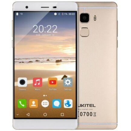 EU ECO Raktár - OUKITEL U13 4G okostelefon-Arany