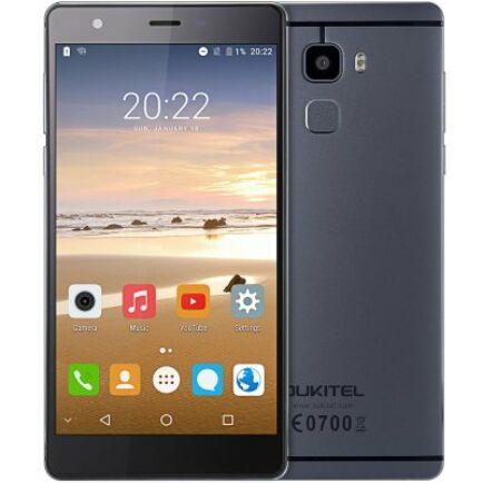 EU Raktár - OUKITEL U13 4G okostelefon - Szürke