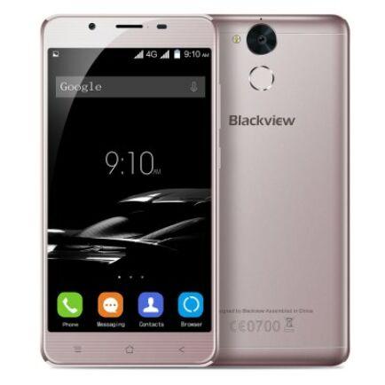 EU ECO Raktár - Blackview P2 4G okostelefon - Szürke