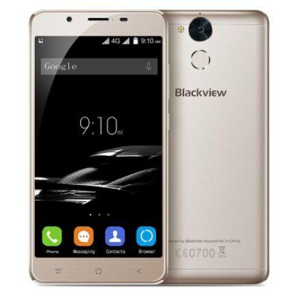 EU ECO Raktár - Blackview P2 4G okostelefon - Arany