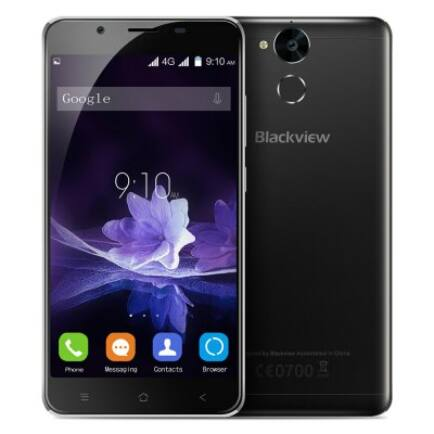 EU ECO Raktár - Blackview P2 4G okostelefon - Fekete