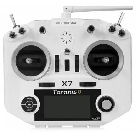 FrSky TARANIS Q X7 2.4GHz 7CH vezérlő - Fehér