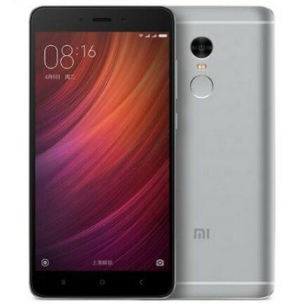 EU ECO Raktár - Xiaomi Redmi Note 4X 4G okostelefon - 3GB+32GB Ezüst