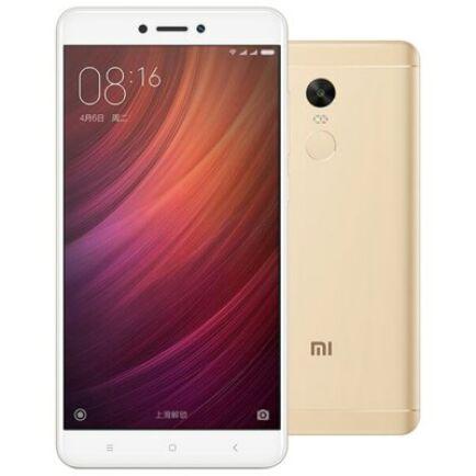 Xiaomi Redmi Note 4X 4G okostelefon - 3GB+32GB Pezsgő