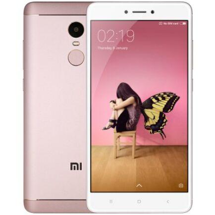 EU ECO Raktár - Xiaomi Redmi Note 4X 4G okostelefon (HK) - 32GB, Pink