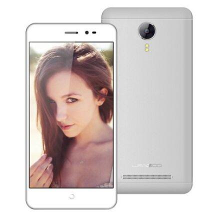 EU ECO Raktár - Leagoo Z5C 3G okostelefon - Ezüstfehér