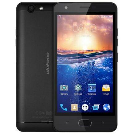 Ulefone U008 Pro 4G okostelefon - Fekete