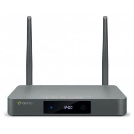 Zidoo X9S Android 6.0 4K TV Box (CN) - EU csatlakozó - Fekete