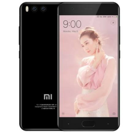 EU ECO Raktár - Xiaomi Mi 6 4G okostelefon (CN) - International, Fekete