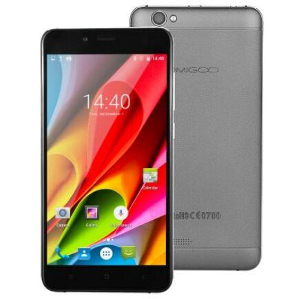 EU ECO Raktár - AMIGOO X15 3G okostelefon - Szürke