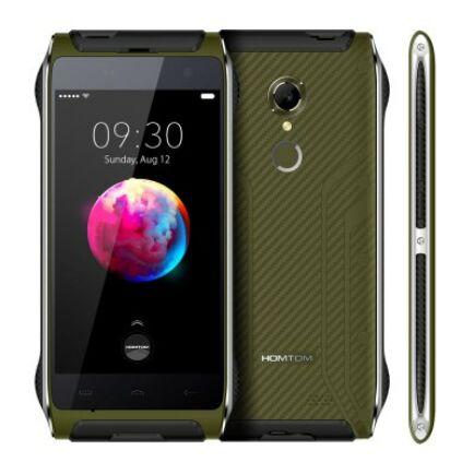 HOMTOM HT20 Pro 4G okostelefon (HK) - Zöld