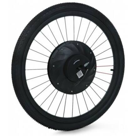 EU Raktár - YUNZHILUN iMortor 26 inch Bluetooth 4.0 bicikli kerék (EU16) - Fekete