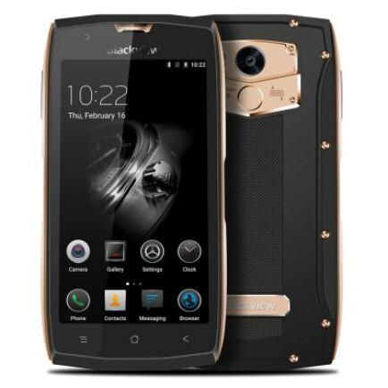 EU ECO Raktár - Blackview BV7000 Pro 4G okostelefon (HK) - Arany