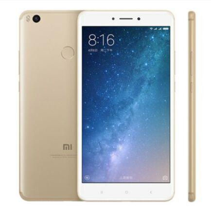 EU ECO Raktár - Xiaomi Mi Max 2 4G okostelefon (CN) - INTERNATIONAL, Ezüst