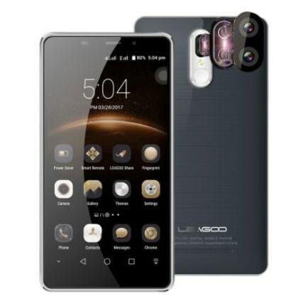 Leagoo M8 Pro 4G okostelefon (HK)-Szürke