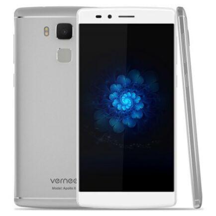 Vernee Apollo X 4G okostelefon HK - Ezüst