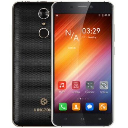 EU ECO Raktár - KINGZONE S3 3G okostelefon (CN) - Fekete