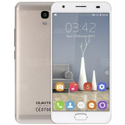 OUKITEL K6000 Plus 4G okostelefon - Arany