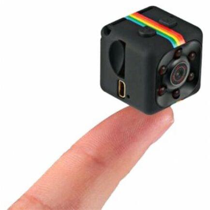 Quelima SQ11 Mini kamera 1080P HD DVR (CN) - Fekete