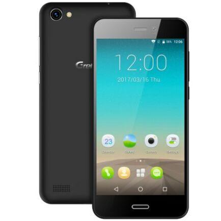 EU ECO Raktár - Gretel A7 3G okostelefon (HK) - Fekete