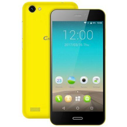 EU ECO Raktár - Gretel A7 3G okostelefon (HK) - Sárga