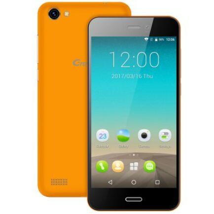Gretel A7 3G okostelefon (HK) - Narancs